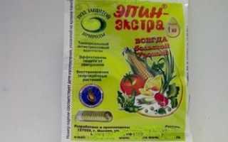 Эпин: инструкция по применению для комнатных растений