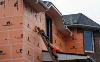 Технология утепление стен пеноплексом: снаружи и внутри дома