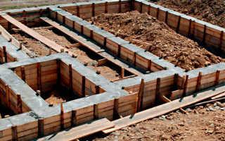 Пропорции цемента и песка для фундамента: как сделать цементный раствор