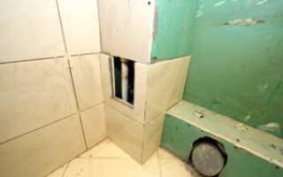 Гипсокартон в ванной комнате – как обшить и отделать помещение с ипользованием влагостойких листов