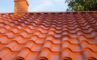 Как сделать крышу из металлочерепицы своими руками: пошаговая инструкция, термины
