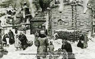 История русской бани – откуда истоки и идеи создания