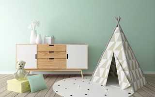Как сделать детский шалаш или домик своими руками