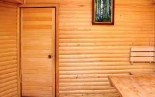 Блок-хаус для бани – для внутренней и внешней отделки: пошаговая инструкция