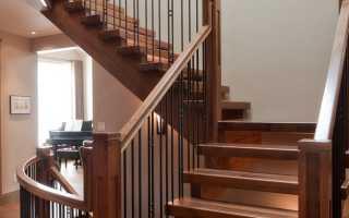 100 лучших идей: перила и поручни для лестницы на фото