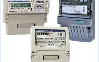 Схема подключения трёхфазного счётчика: как подключить счётчик электроэнергии прямого включения
