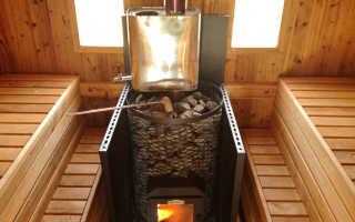 Как нагреть воду в бане быстро и чем это сделать