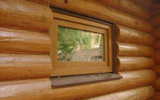 Окна для бани: какое окно лучше, как установить окно в бане своими руками