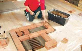 Глина для кладки печей: приготовление, соотношение глины и песка