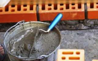 Печные смеси для монтажа печей и каминов: список