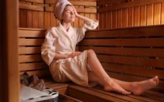 Как и когда можно париться в бане после родов?