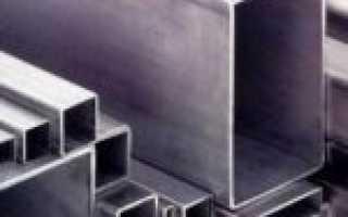 Особенности различных видов металлического профиля