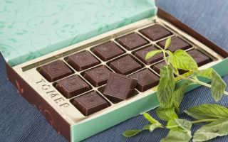 Мятный шоколад: разновидности, рецепт приготовления