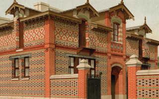 5 видов кирпичной кладки стен и особенности их постройки