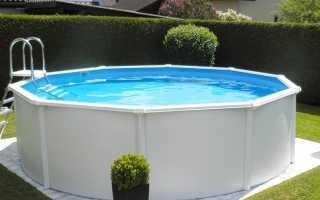 Площадка под бассейн – технология подготовки и советы + Видео