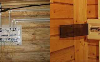 Электропроводка в бане – схемы, монтаж, правила безопасности