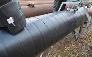 Гидроизоляция трубопроводов: достоинства и недостатки изолирующих материалов