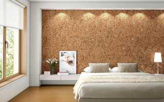 Пробковые стены: 120 фото вариантов применения пробки для украшения стен