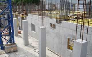 Время застывания бетона в зависимости от температуры, минимальная температура