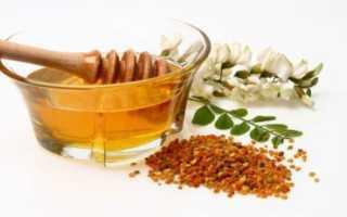 Мед акации: полезные свойства и противопоказания