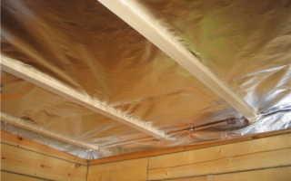 7 рекомендаций по утеплению крыши бани