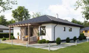 Проекты одноэтажных домов от 100 – до 120 кв