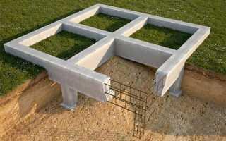 Марка бетона для фундамента – факторы, влияющие на выбор
