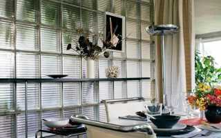 100 лучших фото идей: стеклоблоки в интерьере квартиры