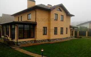 Строительство дома из поризованного кирпича – проекты и цены