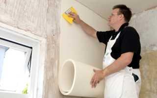 Утепление дома изнутри – правильный порядок выполнения работ