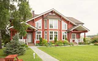 Дома из клееного бруса проекты и цены под ключ
