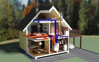 Отопление частного дома электричеством: самый экономный способ