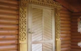 Ширина наличника межкомнатной двери: как не прогадать с размером