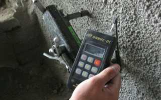 Испытание бетона на прочность: разрушающие и неразрушающие методы проверки