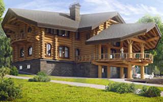 Деревянные дома из кедра Премиум класса от Городлес (Москва)