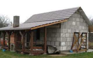 Баня из пеноблоков (75 фото): плюсы и минусы, конструкции из пеноблока