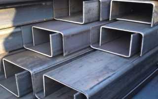 Фундамент из швеллера: пошаговая инструкция