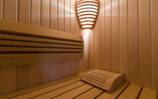 Светильники для сауны и бани: свет в парилке, светодиодное освещение, люстры из дерева