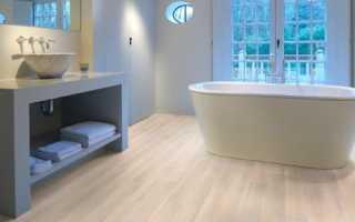 Гидроизоляция пола квартиры и материалы для её устройства