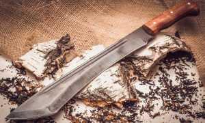 Мачете нож: эффективное оружие для выживания, образцы от Трамонтина, наиболее известные виды, боевое применение