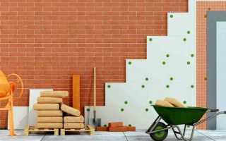 Как утеплить стены пенопластом своими руками?