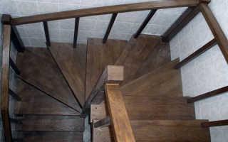 Лестницы из дуба: установка изделия из массива своими руками
