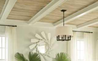 Отделка деревянных потолков (50 фото) различных вариантов