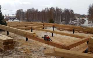 Свайный фундамент – 75 фото-идей проектирования и установки