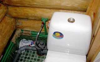 Как соорудить туалет в частном доме: выбор мест, установка канализации, монтаж унитаза своими руками