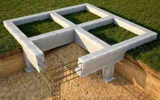 Ленточный фундамент – расчёт и строительство своими руками