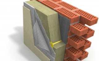 Штукатурка по утеплителю фасада: технология нанесения