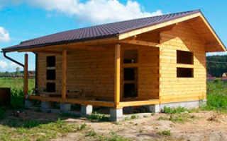 Чем покрыть крышу бани: обзор материалов