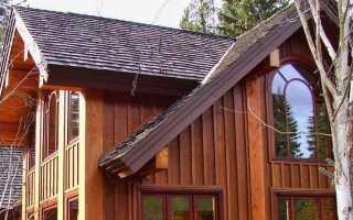Отделка фасада деревом: облицовка, обшивка дома доской