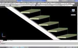 Программы для проектирования и расчёта лестниц